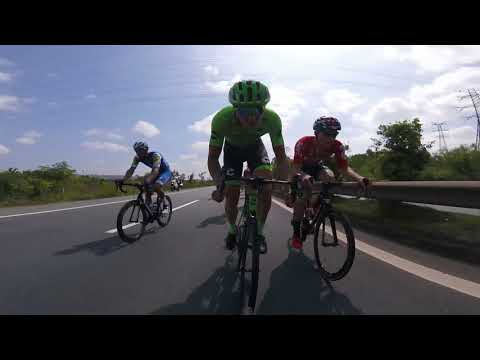 Tour of Guangxi 2017 | Stage 2 highlights