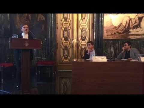 """""""¿A quién más hay que matar?"""": Aristegui al recibir Premio"""