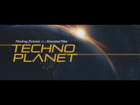 Techno Planet 015 (with Alienated Mike) 22.09.2017