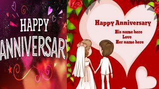 3rd July Happy anniversary songs | happy marriage anniversary new song| happy anniversary wishes/new