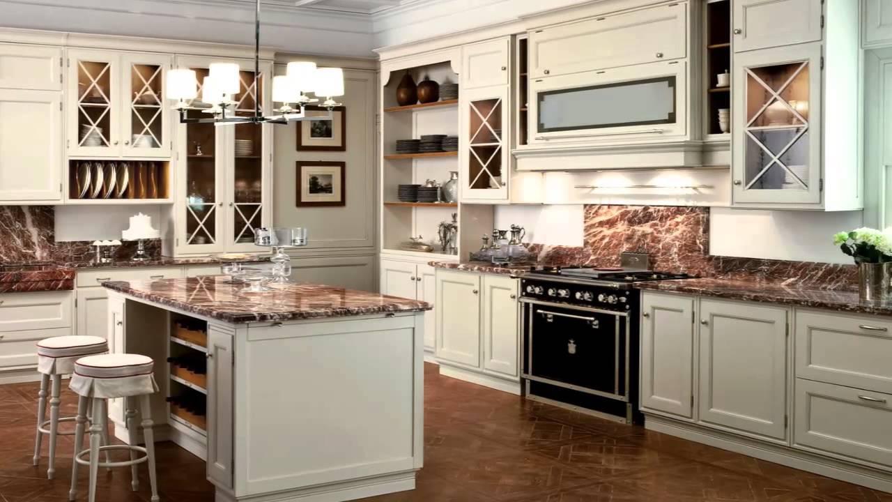 Klassieke keuken - YouTube