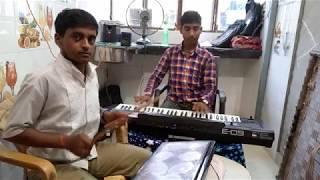 Apni to jaise taise - Lawaris Intro Theme (Instrumental) by Gaurav organ