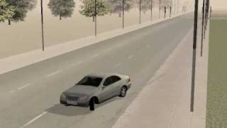 Road Vehicle Simulation