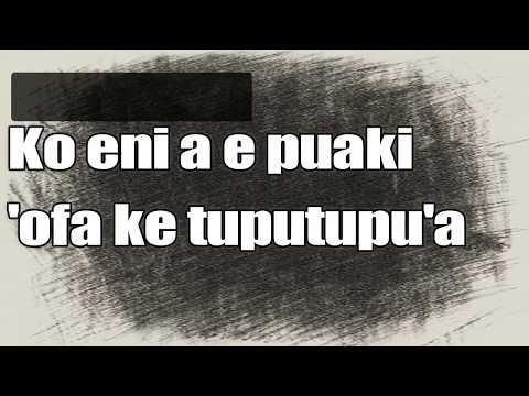 Tevita Latai Maumi (Seuke) Lyrics