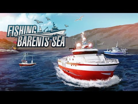 FISHING: BARENTS SEA I Pre-Release ► First Look vom Fischfang Simulator [Deutsch/HD]