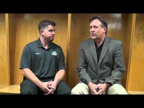 UAA Seawolves Hockey Interview with New Head Coach 1