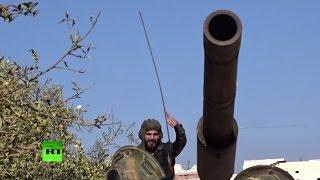Сирийская армия освобождает провинцию Даръа(Сирийские правительственные войска продолжают зачистку провинции Даръя на юге страны. Планомерно уничтож..., 2015-12-30T06:37:14.000Z)