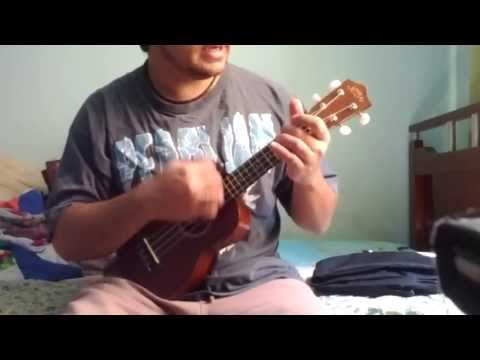 Sleeping by Myself Eddie Vedder Cover Ukulele Songs
