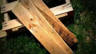 Secret to getting wood off a pallet. The Fastest and Easiest way.