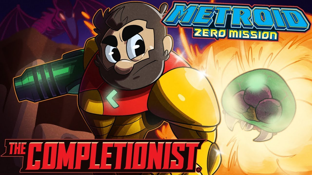 Metroid Zero Mission | The Completionist