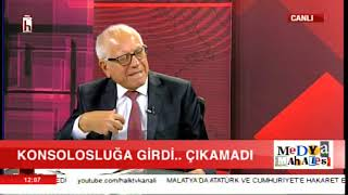 KONSOLOSLUĞA GİRDİ.. ÇIKAMADI / AYŞENUR ARSLAN İLE MEDYA MAHALLESİ / 2. BÖLÜM - 08.10.2018