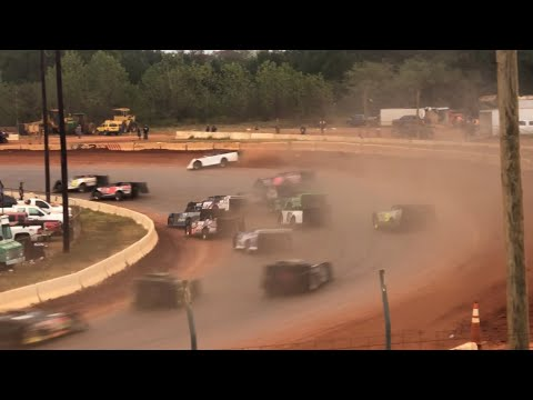 10/6/19 604 Crate Late Models Cherokee Speedway