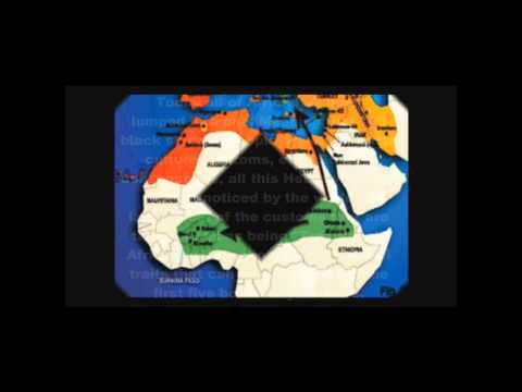 12 tribes of Israel breakdown (hebrewism of Africa)