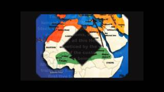 12 tribes of Israel breakdown (hebrewism of Africa)