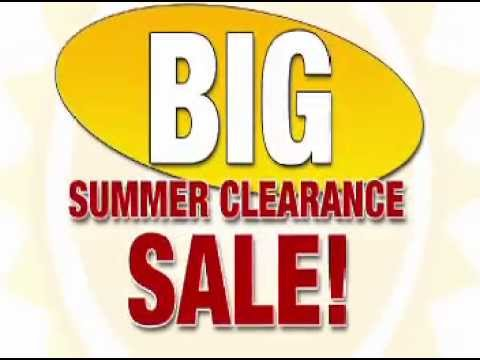Big Summer Furniture Clearance Sale At 7 Day Furniture!