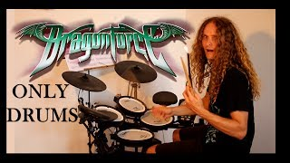 Dragonforce only drums - Ashes of The Dawn (Reaching into infinity)