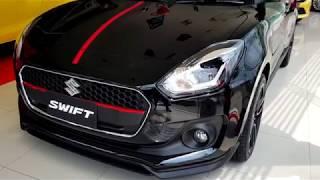Suzuki Swift 2018 รุ่น 1.2 GLX ราคา 609,000 บาท Video