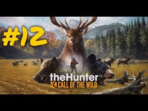 [Episode 12] theHunter: Call of the Wild PS4 Gameplay [Fooster's Spot]