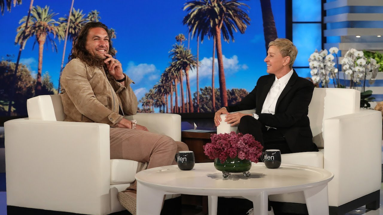 Jason Momoa Was Naked When He Found His Missing Pet Python