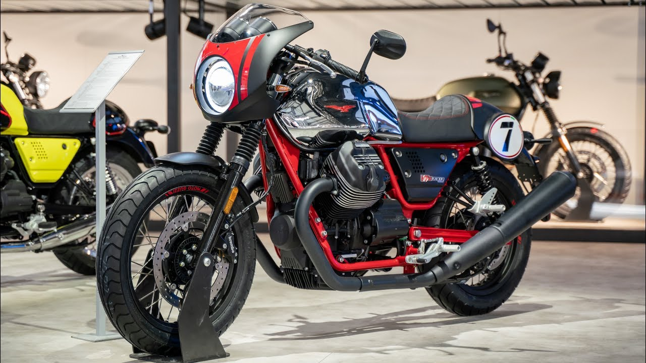 Moto Guzzi Motorcycles large sign