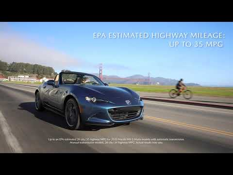 The 2020 Mazda MX-5 Miata | Mazda USA
