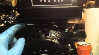 Predator 212 6.5HP Gas Tank Removal