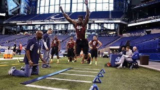 NFL Combine - National Spring Football League