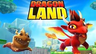 Tiny Turtle Plays : DRAGON LAND - CRAZY DRAGON ADVENTURES!