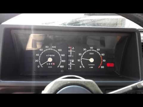 Fiat Ritmo 75CL Ralenti 2