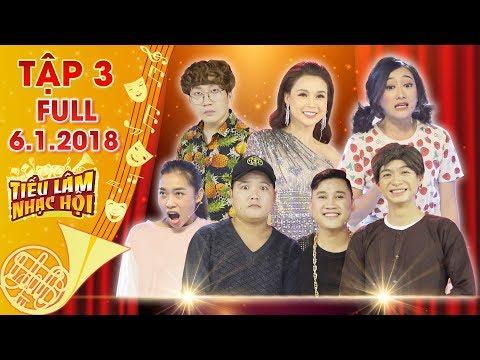 Tiếu lâm nhạc hội | Tập 3 full: Phát La rủ Phương Nam (FAPTV) mang game PUBG