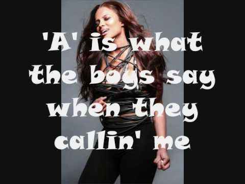 Ciara G is for girl A Z Lyrics