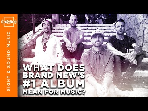 What Does Brand New's #1 Album Mean For Music? - Sight & Sound Music