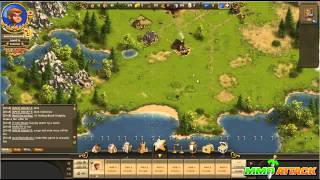 The Settlers Online Gameplay and Review - part 2