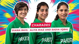 Pakistan play Charades | Women's T20 World Cup