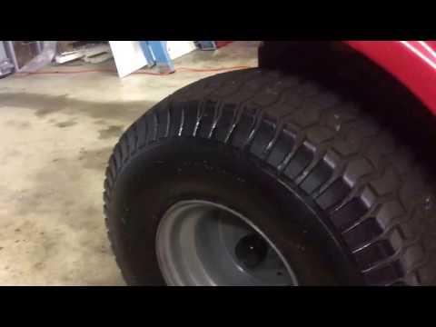 "2016 Craftsman 46"" 19 HP Briggs & Stratton Auto Turntight"