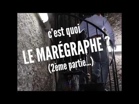C'est quoi le Marégraphe de Marseille ? (2/3)