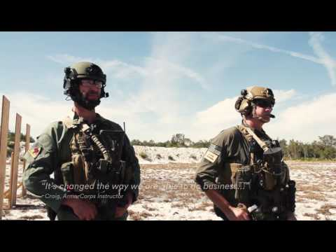 Testimonial Video: PELTOR Tactical Communications
