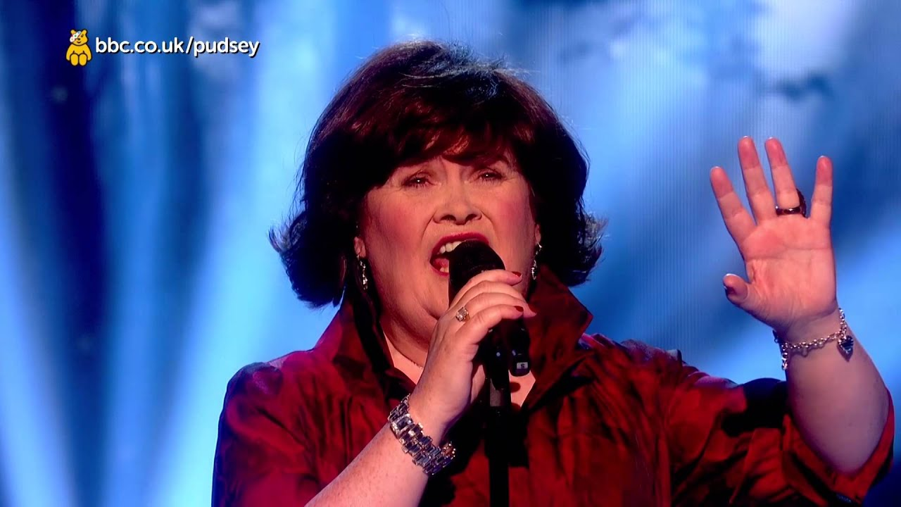 Susan Boyle Sings Wish You Were Here For Children In Need 2014 YouTube