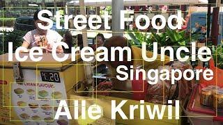 Street Food Ice Cream Uncle Singapore