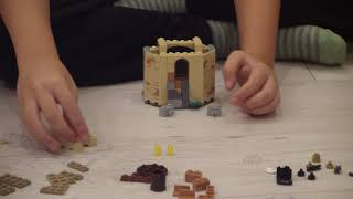Sebi Toys LEGO Harry Potter Salcia furioasa din Roxfort 75953 punga 5