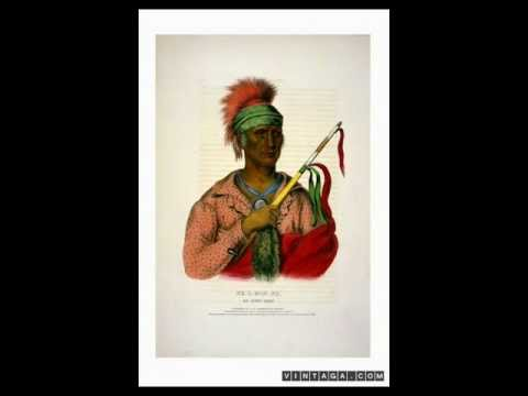 Vintage Native American Posters