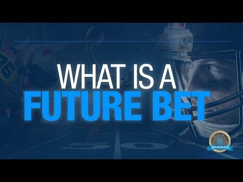 Sports betting futures market mikes binary options auto trading