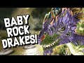 ARK Survival Evolved Ep 21 HATCHING OUR FIRST ROCK DRAKE Aberration DLC mp3