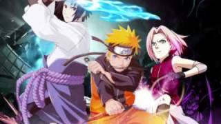 Naruto, Sakura y Sasuke - Ella y yo