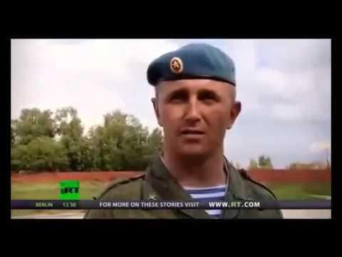 RT Documentary. Russian Military Training