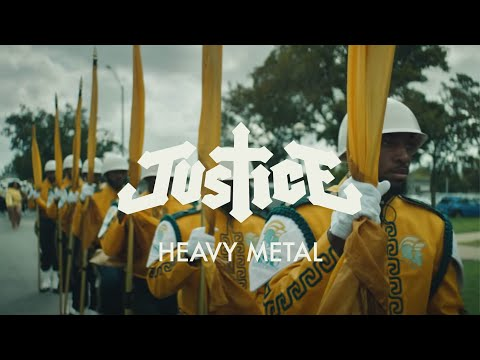 Justice - Heavy Metal (Official Music Video)