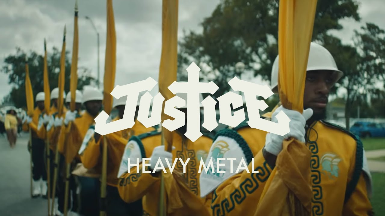 Download Justice - Heavy Metal (Official Music Video)