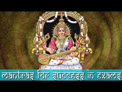 3 Powerful Saraswati Mantras For Education And Knowledge - Must Listen For Success In Exams