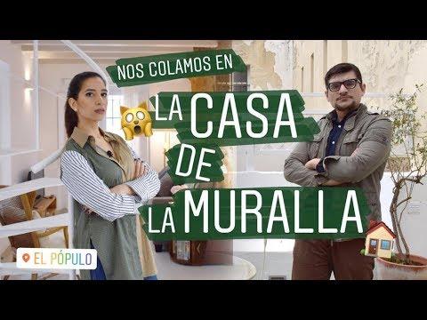 ¡La CASA DE LA MURALLA Para Nosotros Solos! 📍Barrio Del Pópulo // Le Chat Optiquel