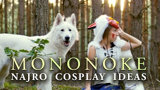Princess Mononoke (Cosplay by Najro Cosplay Ideas)